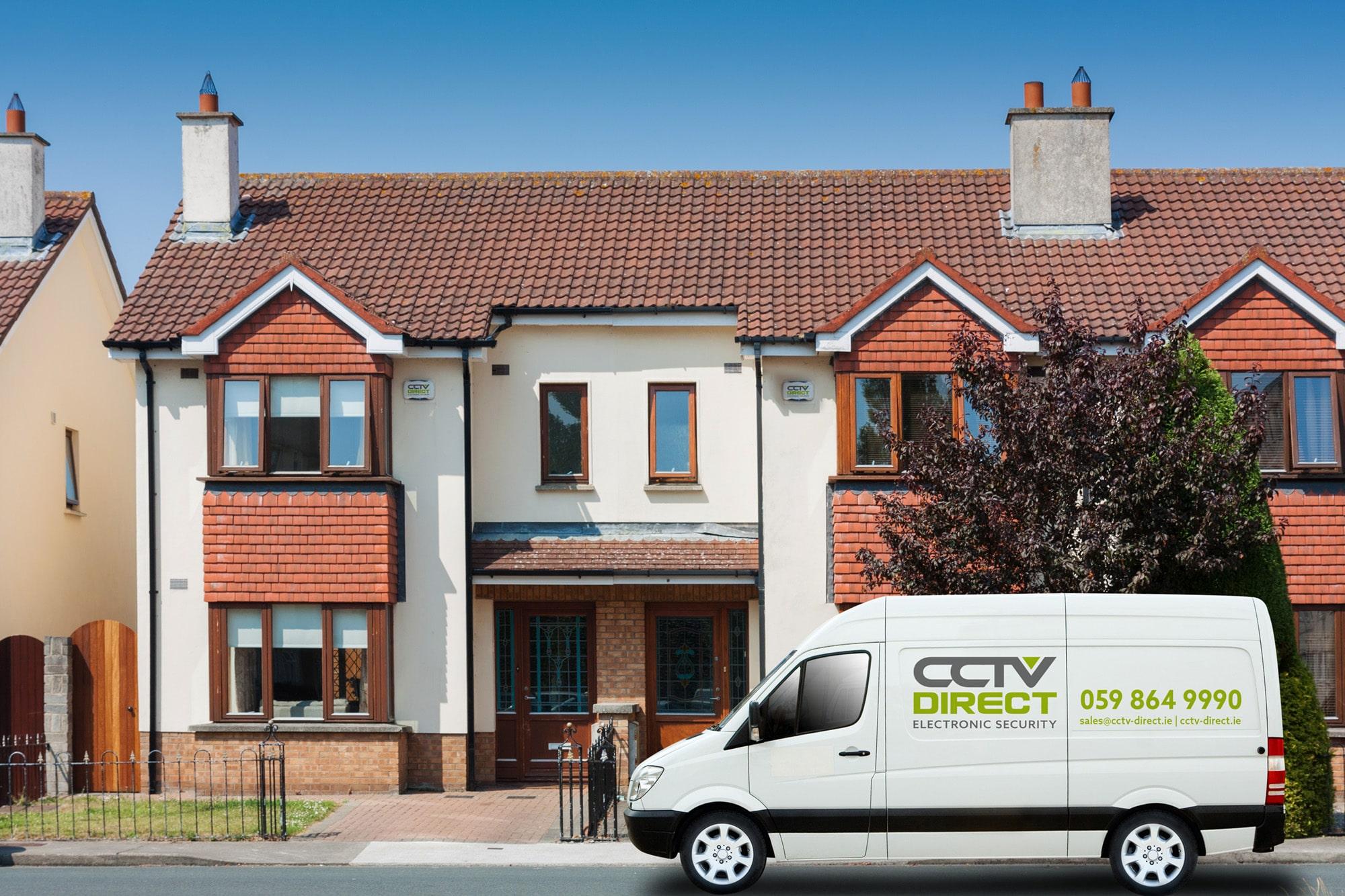 CCTV Direct Van 1