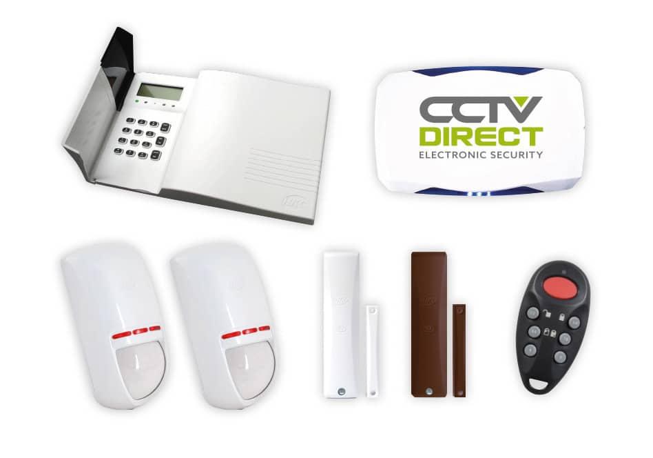 CCTV Direct Burglar Alarm