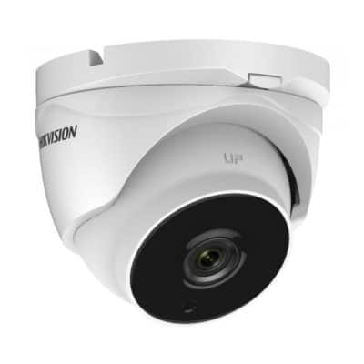 Dome HD Security Camera - Hikvision DS-2CE56D8T-IT3Z CCTV Direct