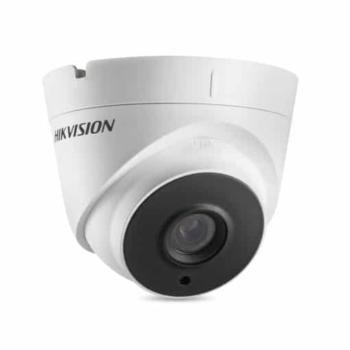 Dome HD Security Camera - Hikvision DS-2CE56H5T-IT1-3 - CCTV Direct
