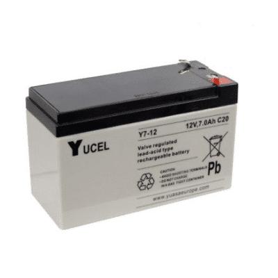 Yucel Battery CCTV Direct