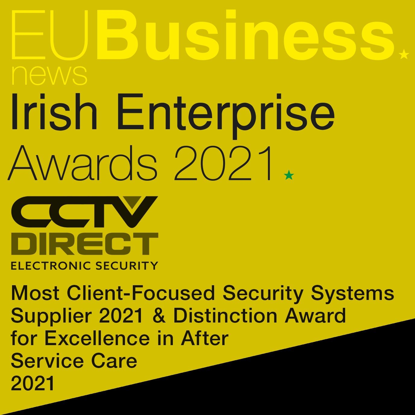EU Business Irish Enterprise award